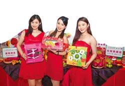 春節水果禮盒 國產、進口各有所好