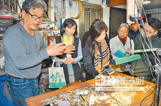 竹市螺鈿工藝 登錄無形文化資產