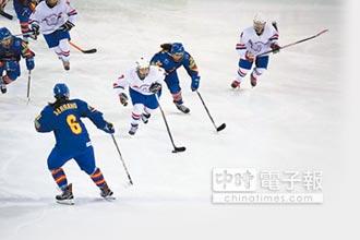 冰球世錦賽 台締歷年最佳績