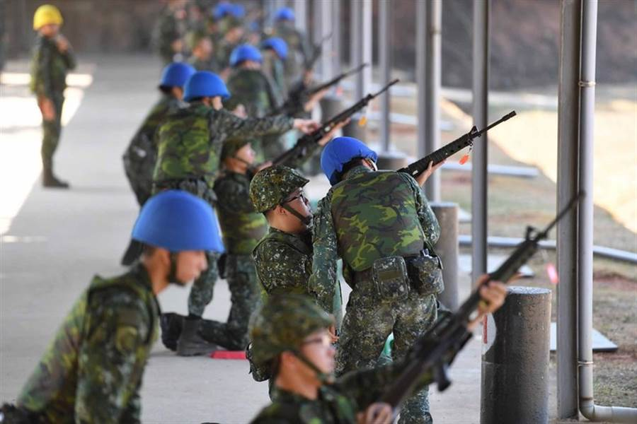 國軍第10軍團陸軍234旅,本月1日發現短少的20枚5.56公厘步槍彈,5日終於找到了。(示意圖/中時資料照)