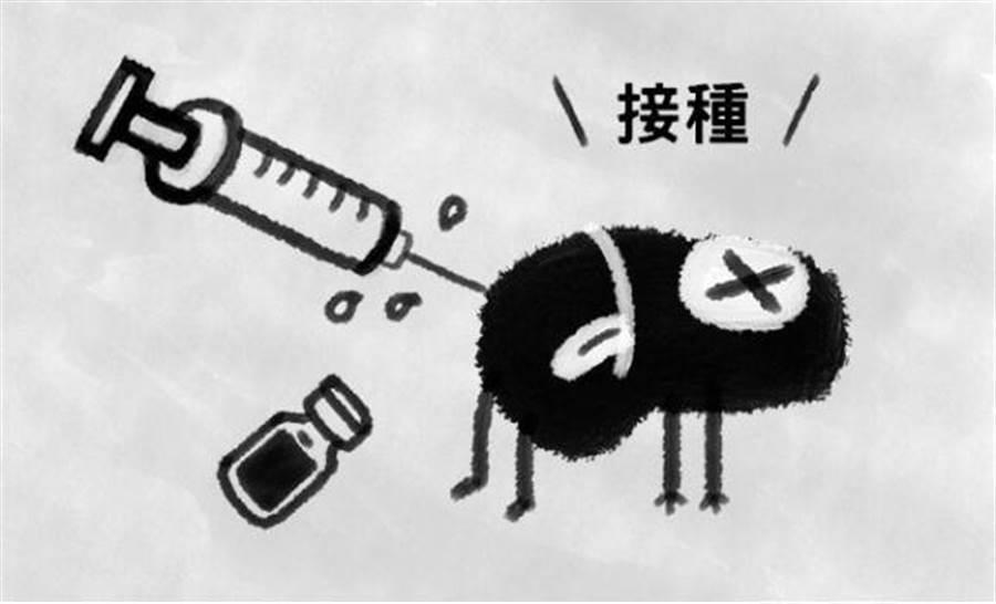 國外研究顯示,機構裡要預防群聚感染,疫苗是關鍵。(圖片來源/盧亞屏)
