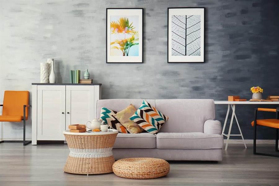 不宜擺放形狀不規則的家具(圖翻攝自/達志影像)