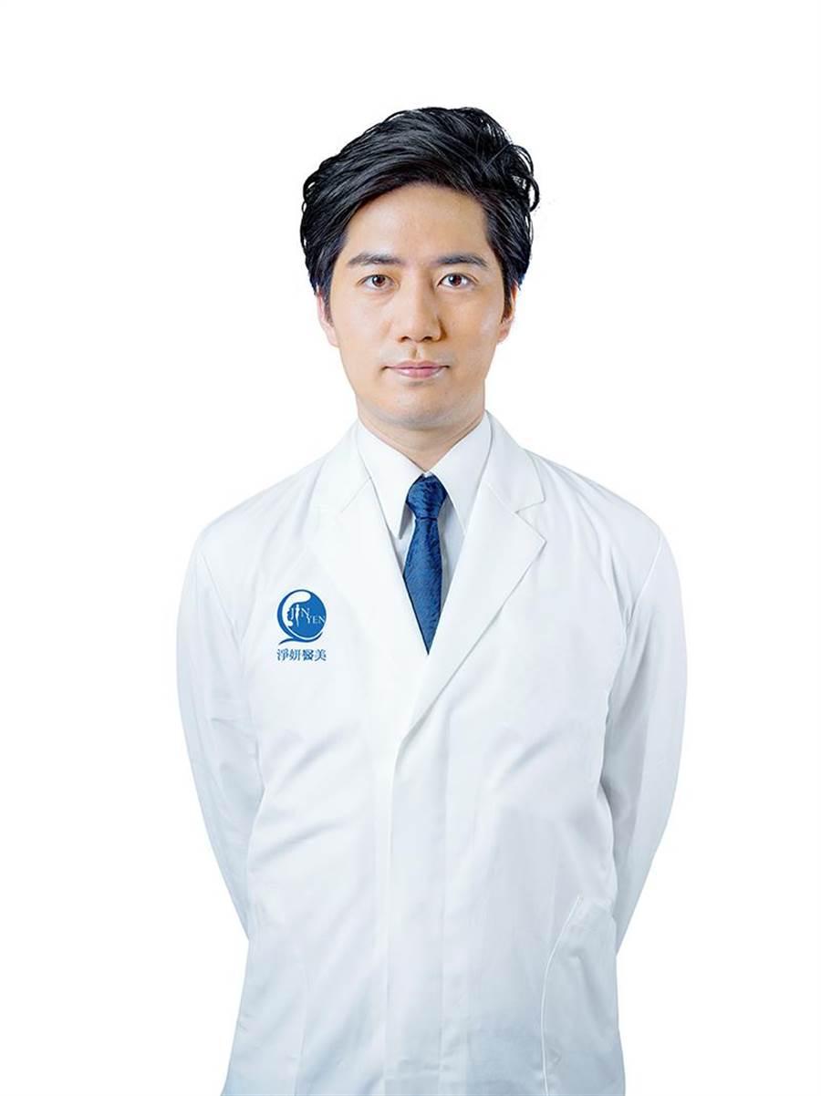 淨妍醫美集團陳志軒醫師呼籲媽咪們應正視恢復產前身材的需求/圖片來源:淨妍醫美提供