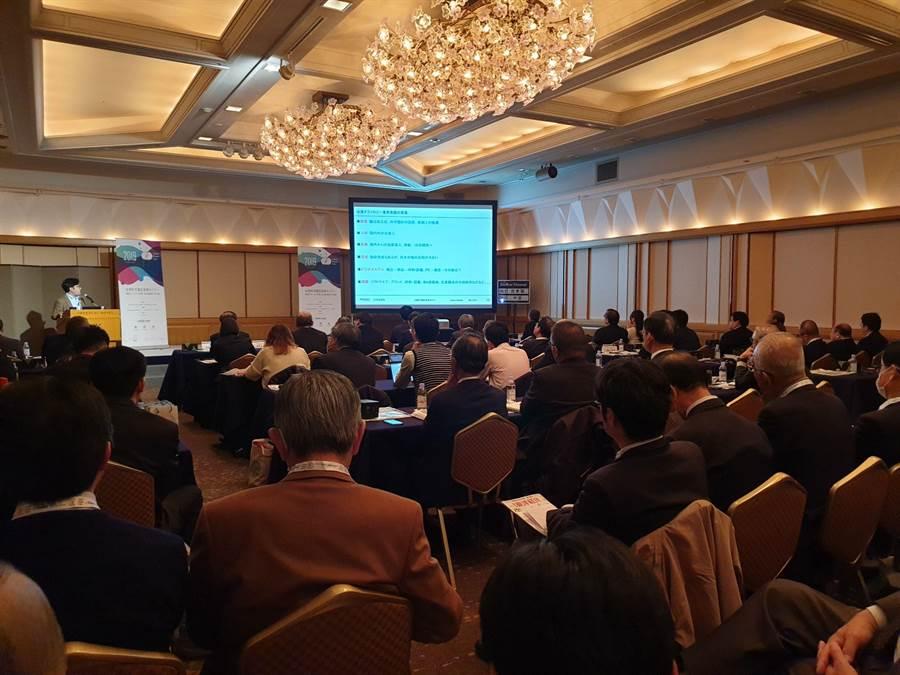 科技部及三大科學園區日前在東京、大阪各辦理1場招商說明會,招商成果豐碩。(圖/中科)