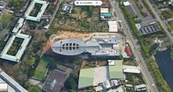 慈濟八德園區俯瞰圖曝光 網驚:全球第一艘太空戰艦出爐了