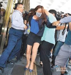 李婉鈺控警吃她豆腐挨告 獲不起訴確定