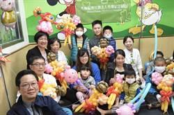 為住院病童打氣!王惠美化身故事媽媽溫暖孩童的心