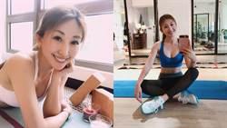 運動女神Annie老師蜜桃臀這樣來 簡單幾招練出纖長美腿