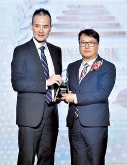 柏瑞 獲指標基金獎年度品牌大獎