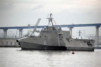 美發展新型態進攻型水雷戰術 瀕海戰艦挑大樑