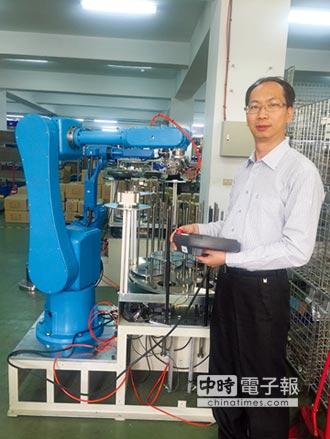 利茗RV減速機 機械手臂重要零組件