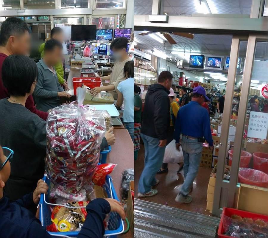 屏東萬丹的「餅乾工廠」(翻攝自 爆廢公社)