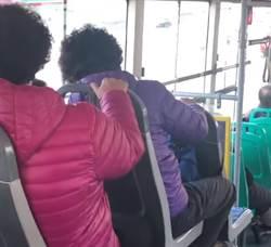影》撞髮!陪媽媽燙完頭髮 上了公車3個大媽認不出誰是娘!
