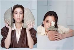 陳庭妮敢愛敢恨的小三化身種菜女孩 2018的她與「勇敢」特別有緣