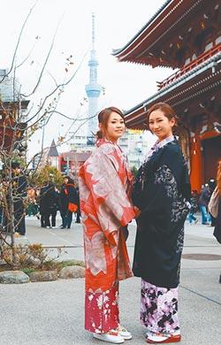 陸人旅遊過年 最愛東京曼谷台北