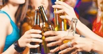 金魚腦不是幻覺 日研究:愛喝酒的人大腦縮水20%