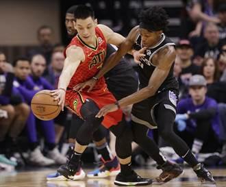 NBA》貝茲摩復出讓林書豪更「冰」 老鷹輸國王