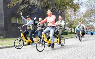春節連假遊「東后豐」鐵馬道 租單車憑花博票打8折