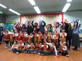 侯友宜訪幼兒園 允諾持續增設幼托服務