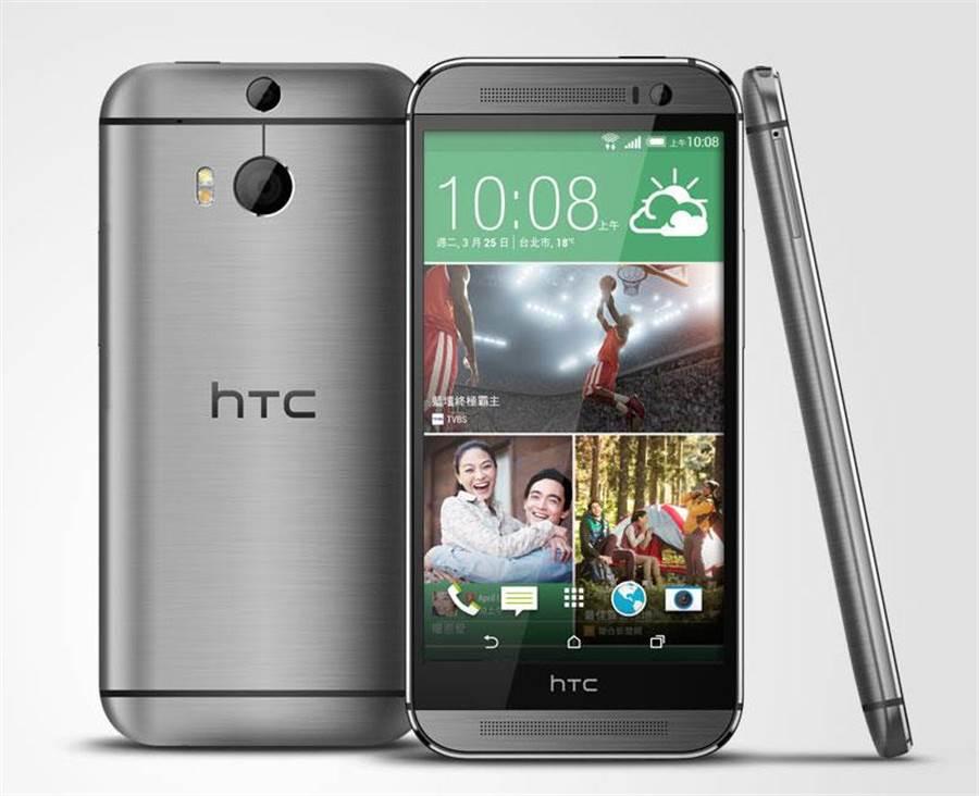 hTC One M8是粉絲們心中最經典也最棒的手機,就連外媒也給予高度肯定 (圖/翻攝自hTC官網)