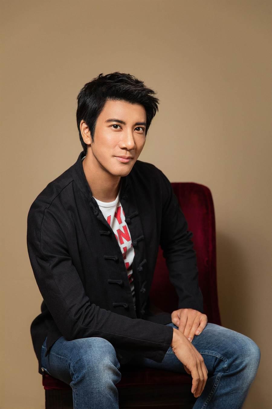 王力宏空降QQ音樂「十大港台歌手」榜首。(翻攝微博)