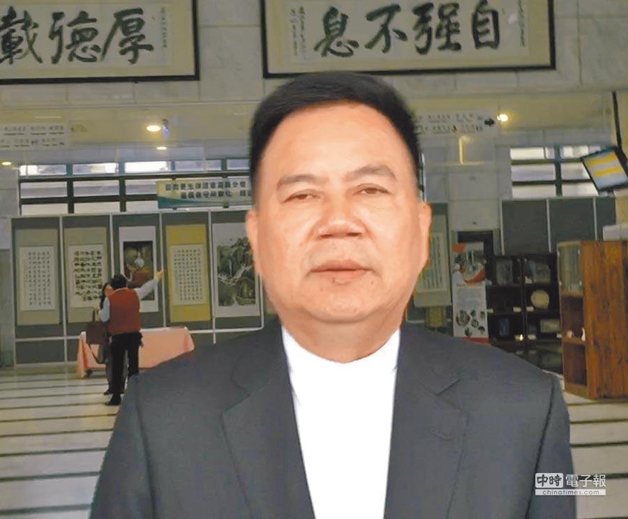 郭明賓當選議員,因涉賄已自動請辭,檢方30日依法起訴。(廖素慧攝)
