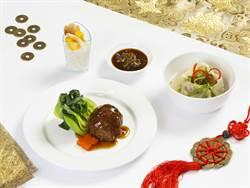 阿聯酋航空賀新年,新春佳餚不停歇,行旅途中盡情享用各種美食