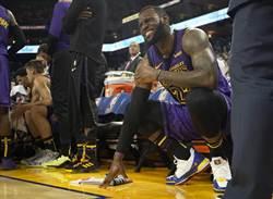 NBA》坐不下去?詹皇洛城內戰緊急宣告復出