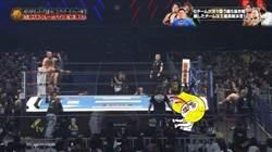 摔角轉播「美臀」觀眾全分心 正面曝光網讚極品