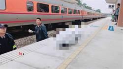 壓力過大早有死意? 南勢站男子遭火車碎身 月台留遺書