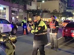 取締酒駕生力軍! 中市警六分局社區守望相助隊 新春參與協勤