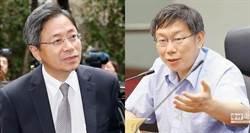 不推韩国瑜选总统 蔡正元预告蓝营选票大量流向这2人