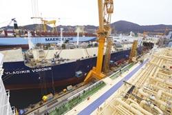 韓現代重工收購大宇造船