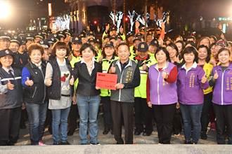 感謝有您!楊瓊瓔慰問第六分局警民力辛勞