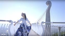 崗山之眼MV遭酸「超越白冰冰」韓國瑜:過年要有正能量