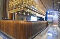 新 餐 廳-傳遞輕奢食尚新體驗 UMAMI金色三麥插旗微風南山
