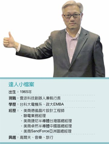 職場達人-雲派科技創辦人林治宏中年創業不受限 發展智慧停車方案