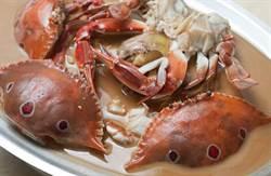 春天吃蟹更有味!麻油老薑萬里蟹驅寒也滋補