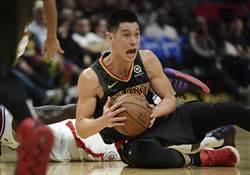 NBA》美媒驚爆:老鷹買斷林書豪機率很低
