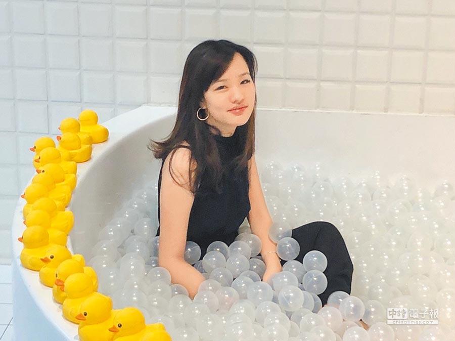 高雄市長韓國瑜之女韓冰。(圖/本報系資料照)