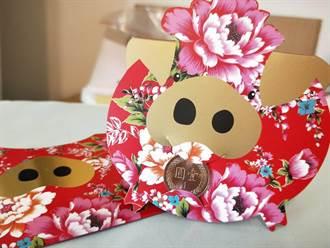 盧秀燕初一初二7宮廟發送小紅包