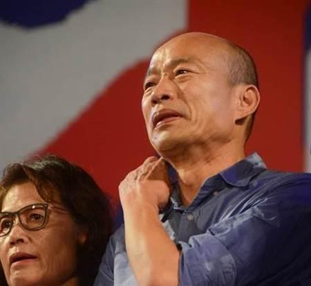 韓國瑜除夕感性發文 網鼻酸: 市長也是苦過來的..