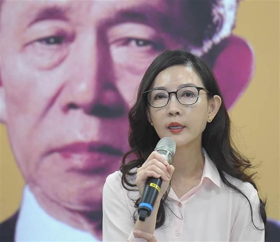 創辦人王永慶的三房女兒、台塑集團管理中心常務委員王瑞瑜。(中時資料照)