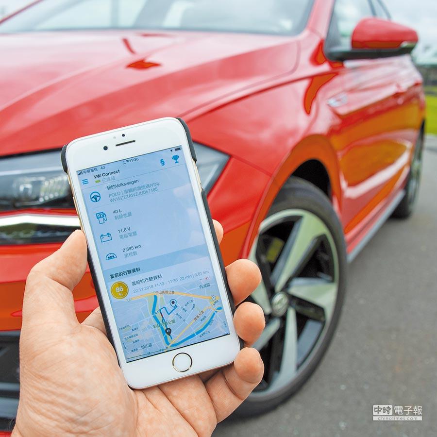 VW POLO GTI為品牌家族最新性能版成員。(陳大任攝)