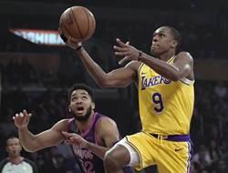 NBA》湖人提高出價 半支球隊換一眉哥