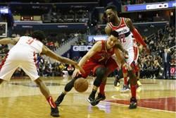 NBA》豪哥11分 老鷹20記外線射翻巫師