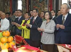蔡英文強勢回韓國瑜 孫大千:勇敢的「說廢話高手」