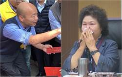 韓國瑜峇里島度假掀波 陳菊前幕僚曝「過年故事」狂酸
