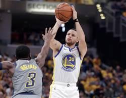 NBA》三分球大賽 柯瑞兄弟尬「德國老司機」