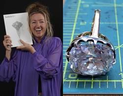 30年前買的百元戒指 婦人變賣才知竟值3千萬!